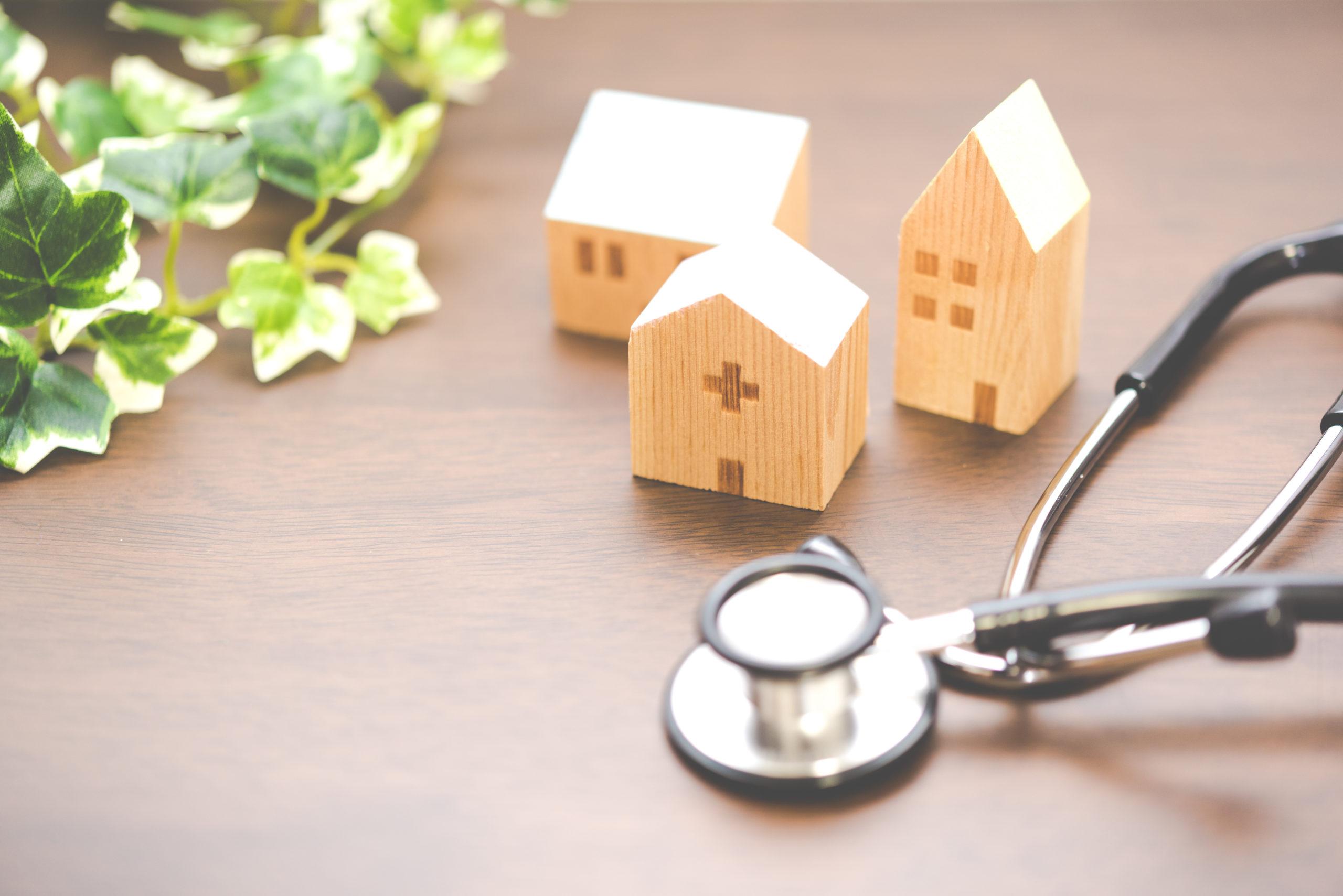 地域医療機関と密接な連携体制
