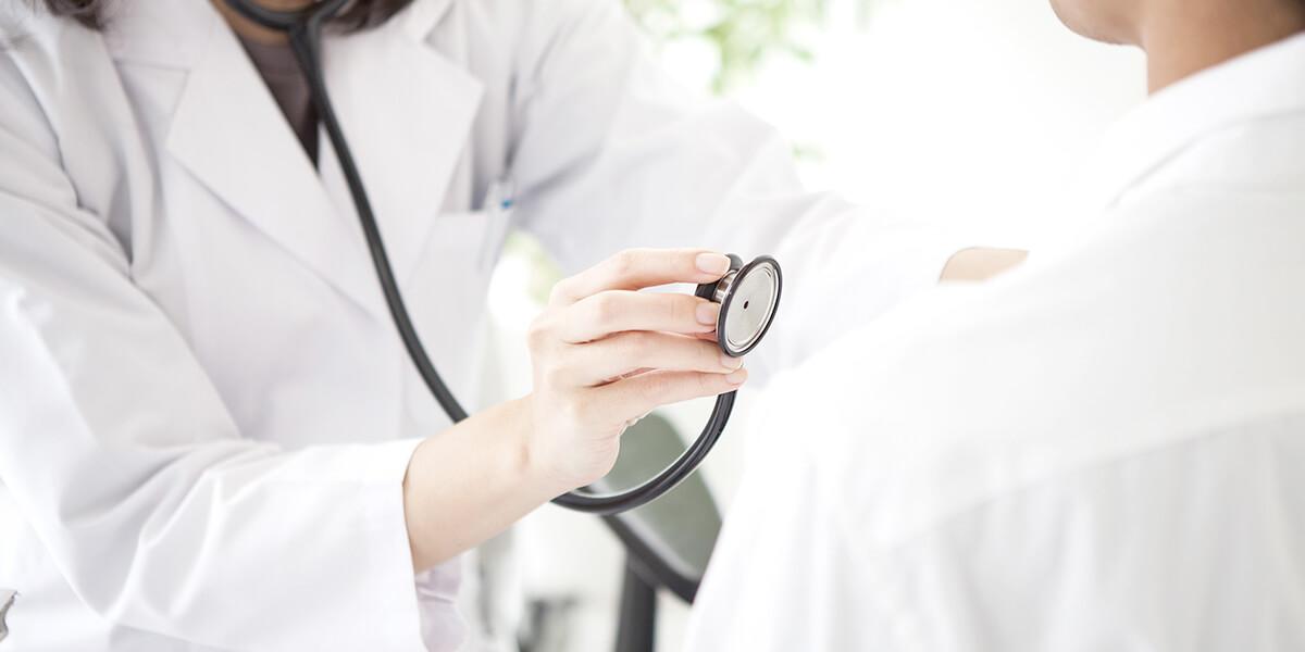 健康診断も対応
